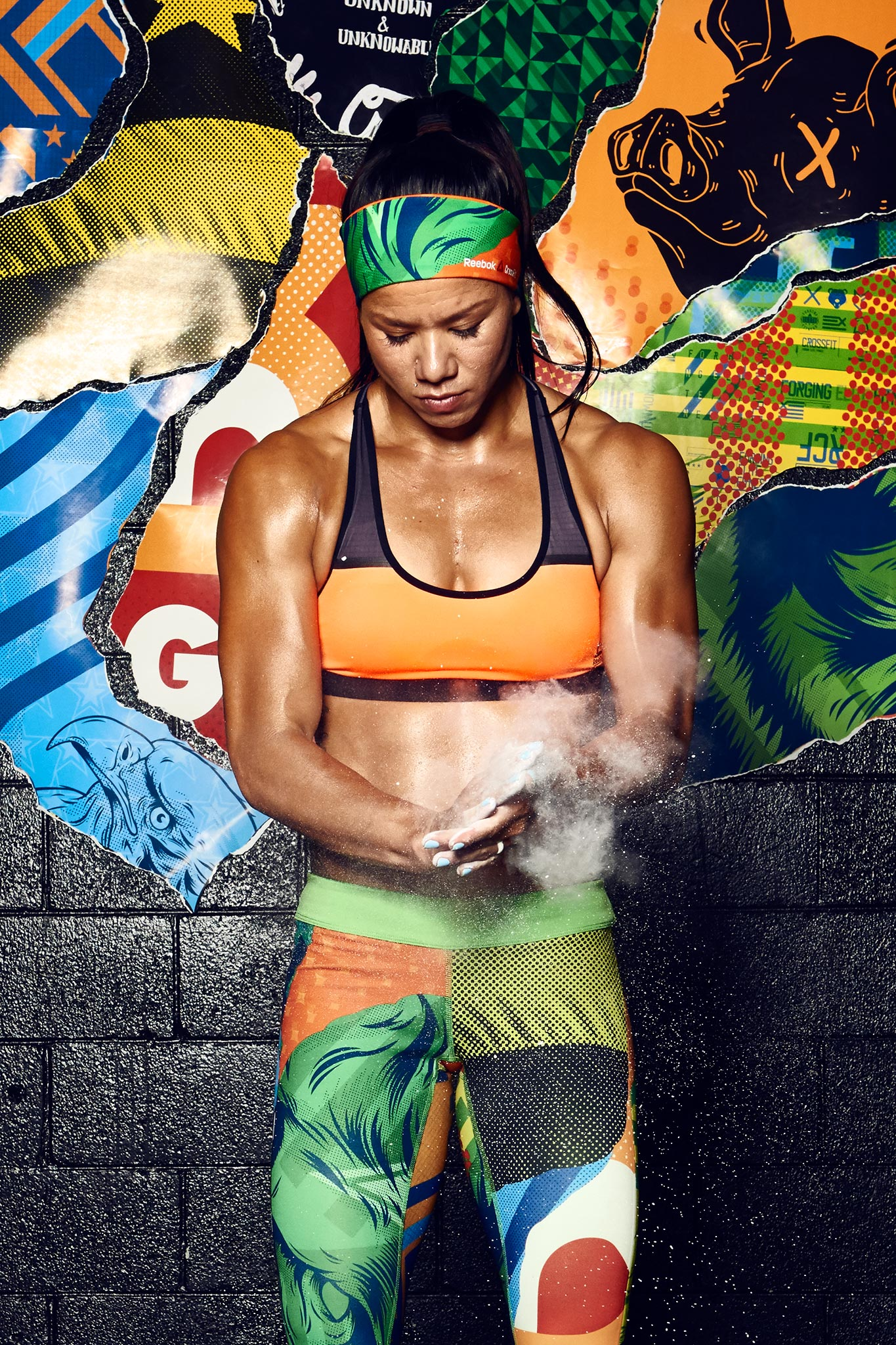Chyna Cho for Reebok | Zach Ancell Photography