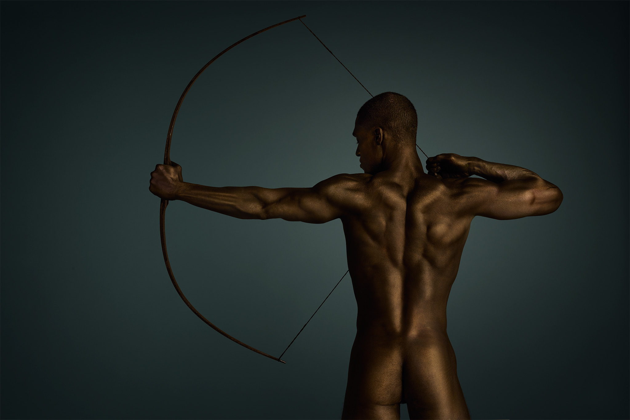 Olympic Bronze - Archer | Zach Ancell Photography
