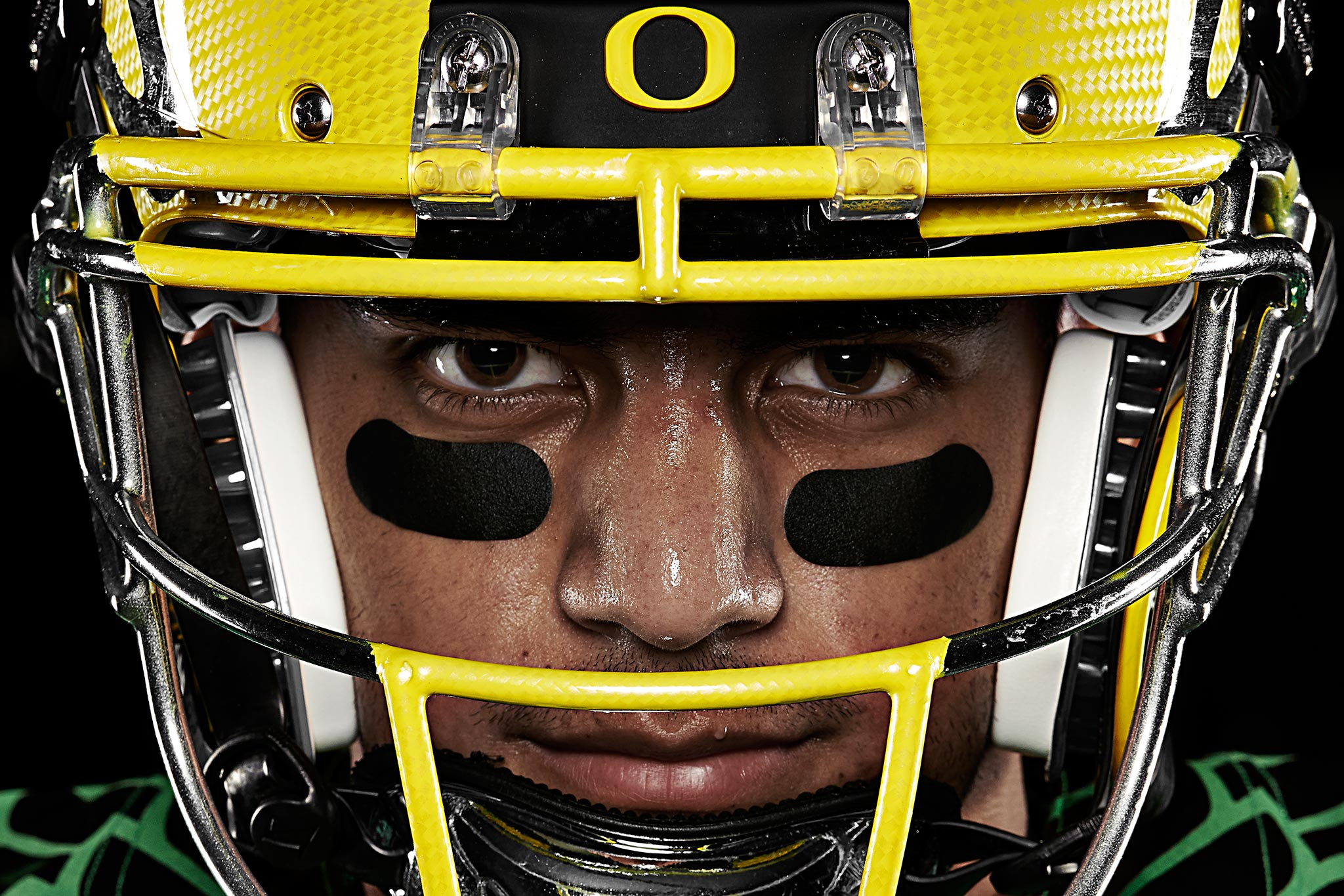 Portrait of Marcus Mariota | Zach Ancell Photography
